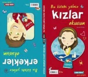 Bu Kitabı Yanlız Kızlar-Erkekler Okusun