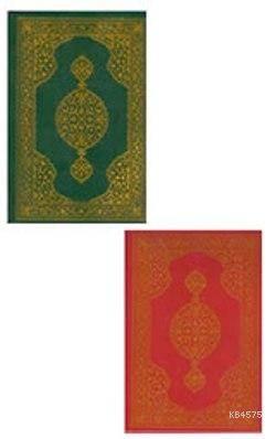 Kur'an-I Kerim (Çanta Boy, Gül Kurusu, Yeşil)