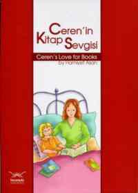Ceren'in Kitap Sevgisi (Ceren's Love for Books)
