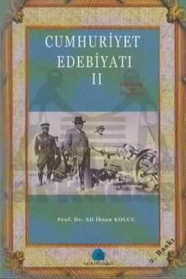 Cumhuriyet Edebiyatı 2