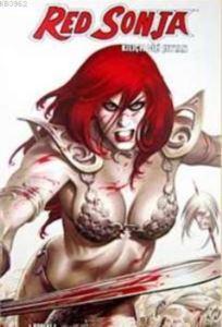 Red Sonja-1 Kılıçlı Dişi Şeytan