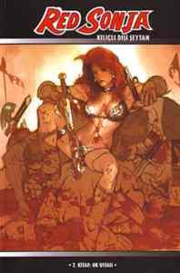 Red Sonja-2 Kılıçlı Dişi Şeytan
