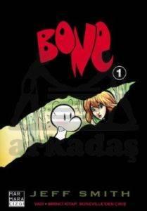 Bone Sayı 1- Vadi - Boneveille'den Çıkış Ocak 2011
