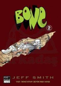 Bone Sayı 2 - Büyük İnek Yarışı