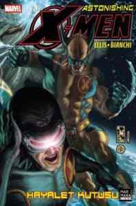 X-Men Hayalet Kutusu