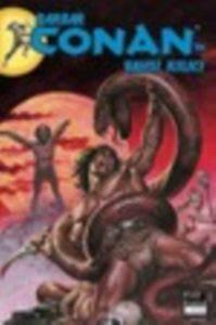 Barbar Conan'ın Vahşi Kılıcı Sayı 8