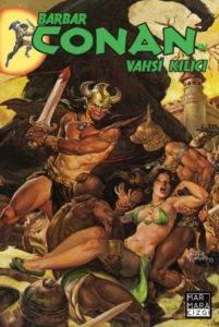 Barbar Conan'ın Vahşi Kılıcı Cilt 9