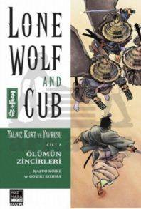 Lone Wolf and Cub Sayı: 8 Ölümün Zincirleri