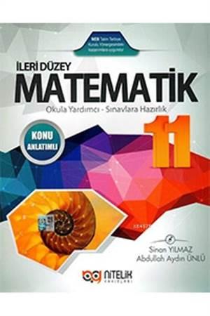 Nitelik 11.Sınıf Matematik Konu İleri Düzey *Yeni*