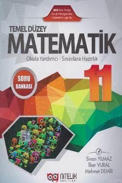 Nitelik 11. Sınıf Matematik Temel Düzey Soru Bankası