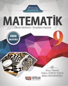 Nitelik 9.Sınıf Matematik Konu *Yeni*