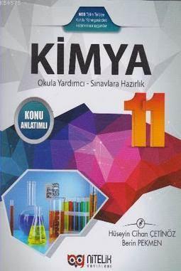 Nitelik 11.Sınıf Kimya Konu Anlatımlı