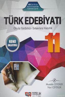Nitelik 11. Sınıf Türk Edebiyatı Konu Anlatımlı