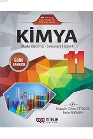 Nitelik 11.Sınıf Kimya Soru Bankası