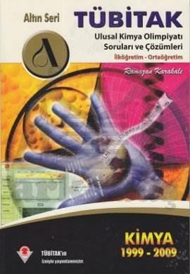 Tübitak Ulusal Kimya Olimpiyati Soru Ve Çözümleri 1999-2009