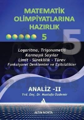 Matematik Olimpiyatlarina Hazirlik -5 Analiz-İi