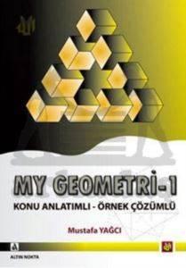 My Geometri 1 Üçgenler Konu Anlatimli - Mustafa Yağci