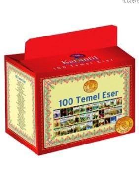 Karanfil 100 Temel Eser - 33 Kitap Takım (Lise)