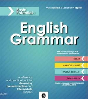 Basic Potantial Of English Grammar