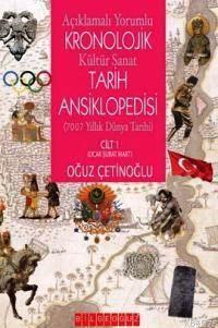 Açiklamali Yorumlu Kronolojik Kültür-sanat Tarih Ansiklopedisi (4 Cilt)