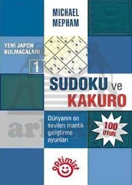 Sudoku ve Kakuro Yeni Japon Bulmacaları 1