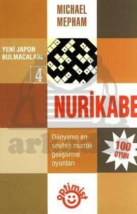 Nurikabe Yeni Japon Bulmacaları 4