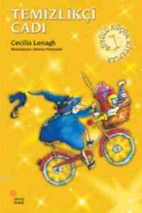 Temizlikçi Cadı Büyülü Küçük Kitaplar 1
