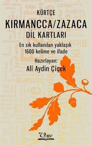 Kürtçe - Kırmancca (Zazaca) Dil Kartları