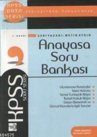 Kpss Soru Serisi Anayasa Soru Bankası