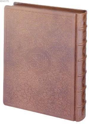 Kur'an-I Kerim; (5 Renk, Orta Boy, Lüks Kutulu, Mıknatıslı, Deri)