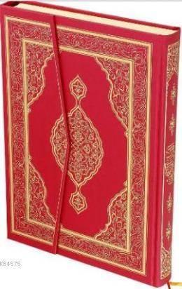 Kur'an-I Kerim; (4 Renk, Kutusuz, Yaldızsız, Büyük Boy)