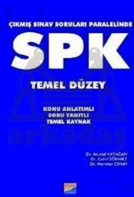 Siyasal Çıkmış Sınav Soruları Par. SPK Temel Düzey