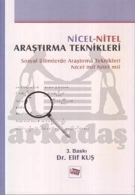 Nicel-Nitel Araştırma Teknikleri