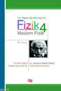 Modern Fizik  Fizik IV
