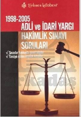 Adli İdari Hakim Sınav Soruları
