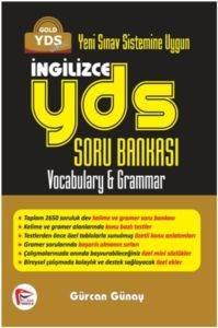 Ingilizce YDS Soru Bankasi - Vocabulary & Grammar - GOLD YDS Serisi