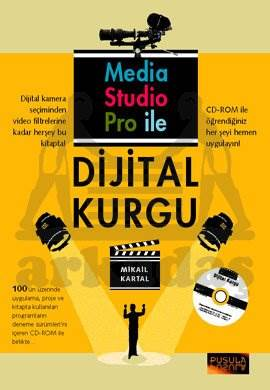 Media Studio Pro ile Dijital Kurgu (CD'li)