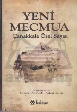 Yeni Mecmua (Ciltli) Çanakkale Özel Sayısı