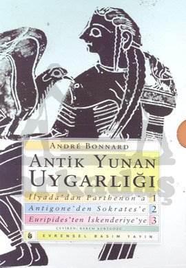 Antik Yunan Uygarlığı (3 Cilt Takım)