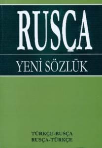 Rusça Yeni Sözlük  ...