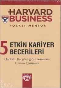 Harvard Mentor-5 Etkin Kariyer Becerileri