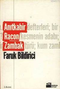 Anitkabir, Racon Zambak