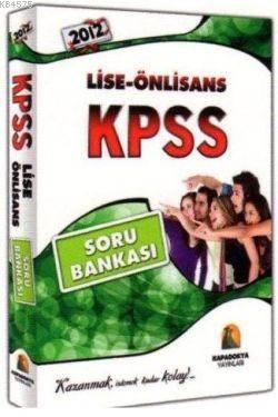 KPSS Lise-Önlisans (Küçük Boy-Kampanyalı)