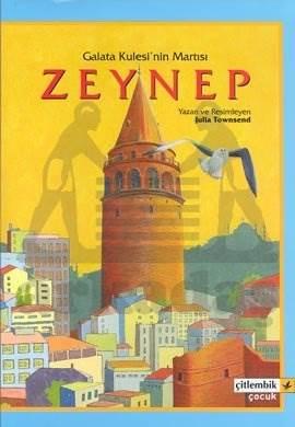 Galata Kulesi'nin Martısı: Zeynep
