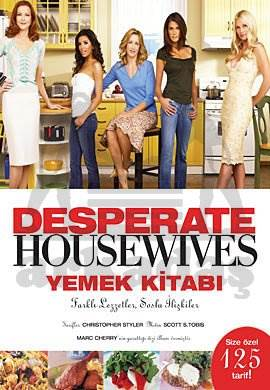 Desperate Housewives Yemek Kitabı