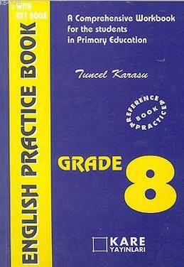 Ilkögretim Ingilizce 8; English Practice Book