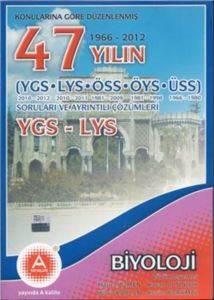 50 Yılın YGS-LYS Biyoloji Soru Ve Çözümleri (1966-2015)