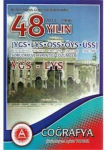 50 Yılın YGS LYS Coğrafya Çıkmış Soruları (1966-2015)