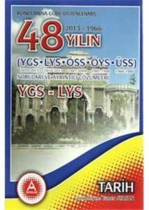 50 Yılın YGS-LYS Tarih Çıkmış Soruları (1966-2015)