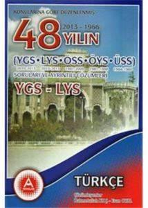 50 Yılın YGS-LYS Türkçe Çıkmış Soruları (1966-2015)
